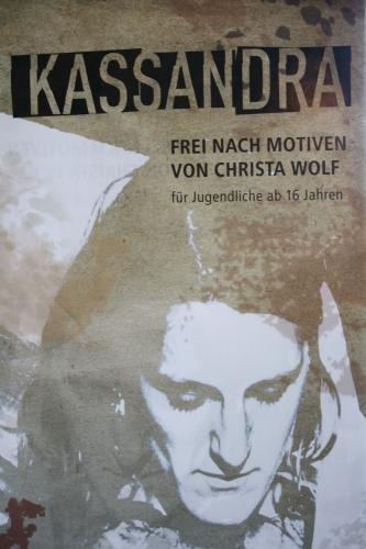 Kassandra/ Consoltheater Gelsenkirchen