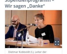 Lesung- 100 Jahre Universität Köln2019
