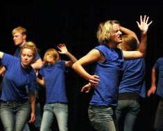 Act Shop - Semesterpräsentation 2011/  Leitung: Frederike Bohr- Theaterfilm