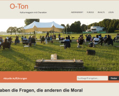 »Von Mitläufern und Widerstand- Zeitlos in der Klimakrise« 2021/ O-Ton Düsseldorf